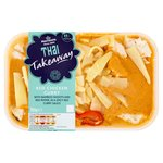 Morrisons Takeaway Thai Red Chicken Curry
