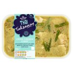 Morrisons Takeaway Thai Green Chicken Curry