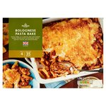 Morrisons Bake Their Day! Bolognese Pasta Bake