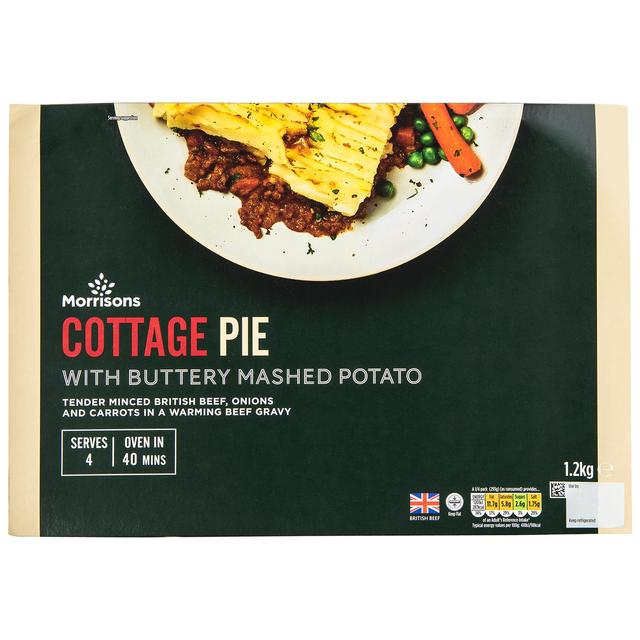 Morrisons Bake Their Day! Cottage Pie