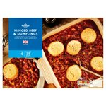 Morrisons Bake Their Day!  Minced Beef & Dumplings