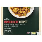 Morrisons Bake Their Day! Minced Beef Hotpot