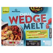 Morrisons Tex Mex Chilli Wedge Melt