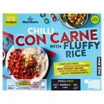 Morrisons Tex Mex Chilli Con Carne & Rice