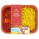 Morrisons Tex Mex Buffalo Chicken & Spicy Rice