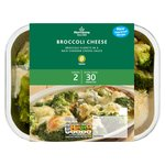 Morrisons Broccoli Cheese