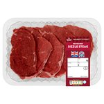 Morrisons Market St Brit Beef Sizzle Steak