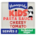 Homepride KIDS Cheesy Tomato Pasta Sauce