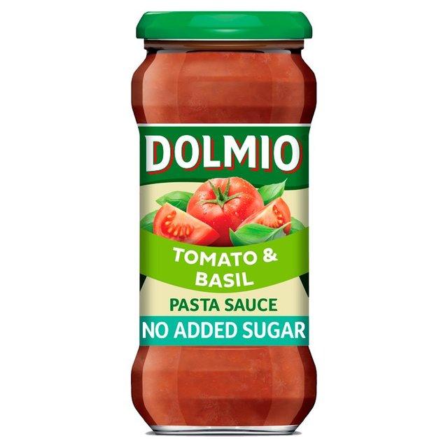 Dolmio Sun Ripened Tomato & Basil No Added Sugar Pasta Sauce