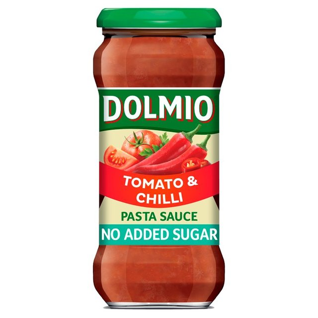 Dolmio Sun Ripened Tomato & Chilli No Added Sugar Pasta Sauce