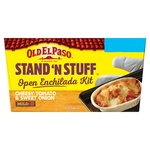 Old El Paso Stand 'N' Stuff Open Enchilada Kit