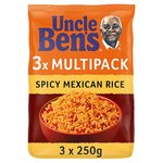 Uncle Ben's Spicy Mexican Rice 3Pk