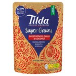 Tilda Super Grains Sweet Potato, Chilli & Coconut