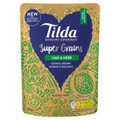Tilda Super Grains Lime, Avocado & Herb