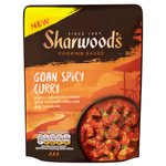 Sharwood's Spicy Goan Curry Sauce