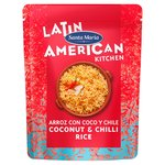 Santa Maria Arroz Coco Y Chile Coconut & Chilli Rice