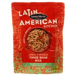 Santa Maria Arroz Y Frijoles Three Bean Rice