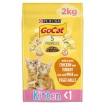 Go Cat Kitten Chicken, Milk & Vegetables