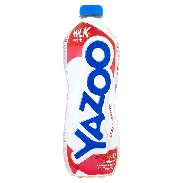 Yazoo Strawberry Milk