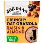 Jordans Raisin & Almond Nut Granola