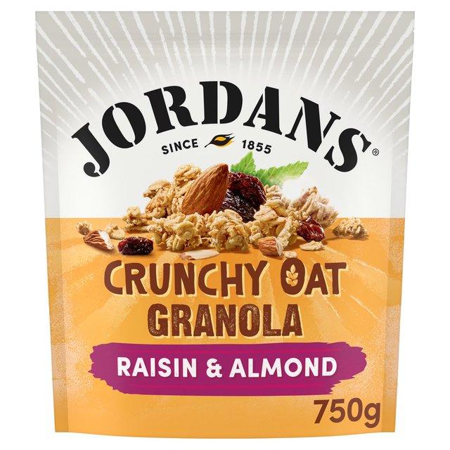 Jordans Raisin & Almond Nut Granola