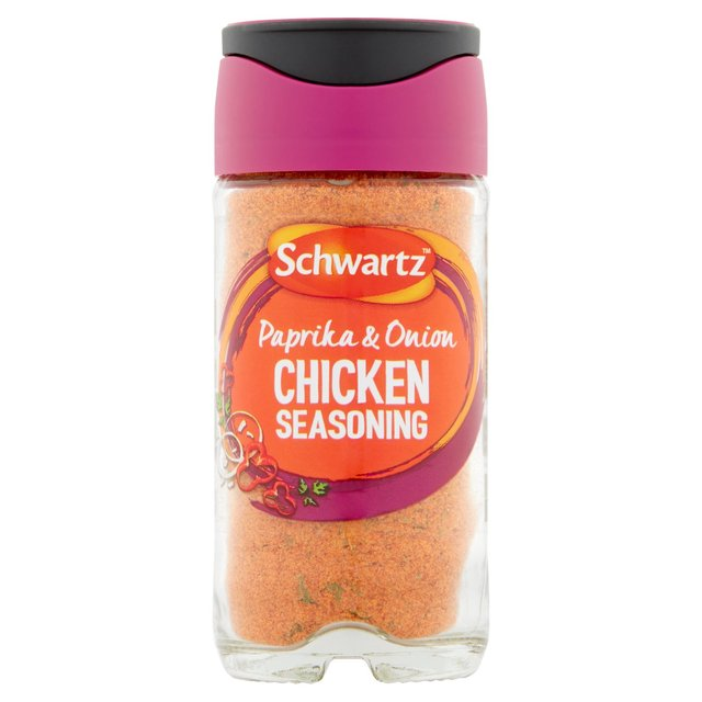 Schwartz Chicken Seasoning Paprika & Onion