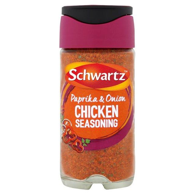 Schwartz Chicken Seasoning Paprika & Onion
