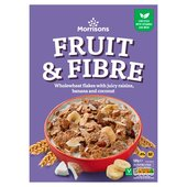 Morrisons Fruit & Fibre