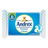 Andrex Classic Clean Washlets Single Pack