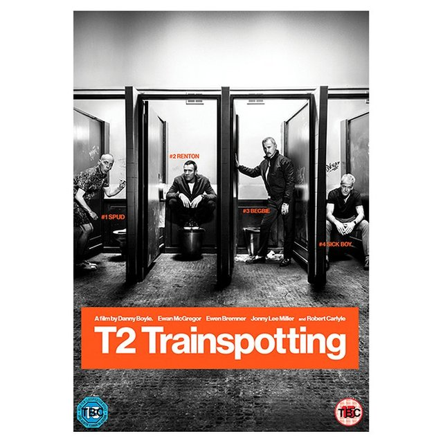 Trainspotting 2 DVD (18)