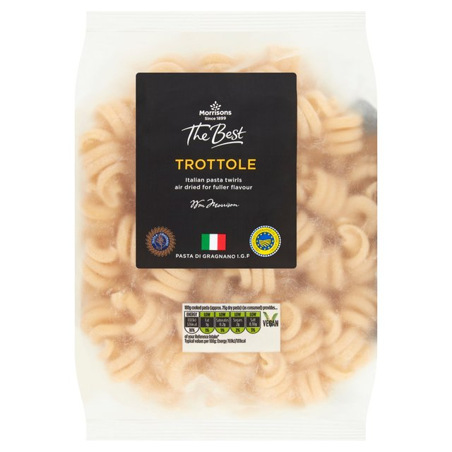 Morrisons The Best Trotolle Pasta