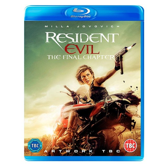 Resident Evil The Final Chapter Blu-Ray (15)