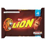 Lion Chocolate Bar Pack of 4