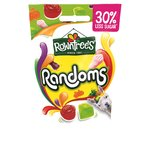 Rowntrees Randoms 30% Less Sugar Sharing Bag