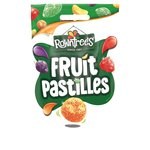 Rowntrees Fruit Pastilles Sweets 30% Less Sugar Sharing Bag