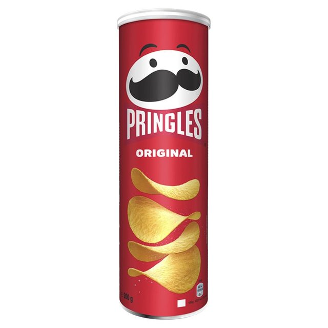 MORRISONS > Food Cupboard > Pringles Original