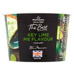 Morrisons The Best Key Lime Pie Yogurt