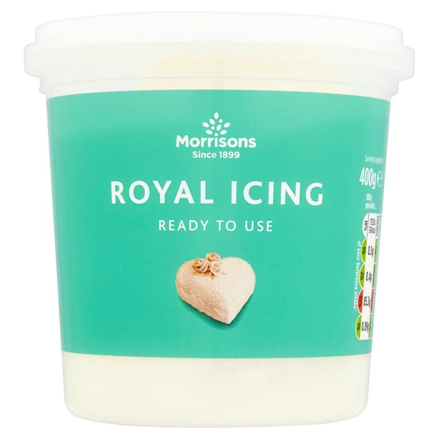 Morrisons Ready To Use Royal Icing