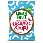 Urban Fruit Sriracha Chilli Coconut Chips