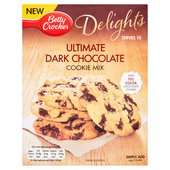 Betty Crocker Ultimate Dark Chocolate  Cookie Mix