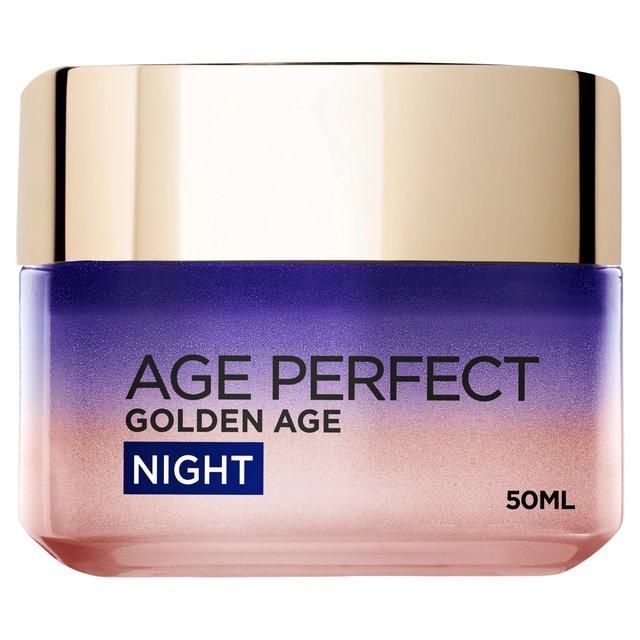 L'Oreal Age Perfect Golden Age Night Cream