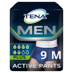 TENA Men Active Fit Incontinence Pants Plus M