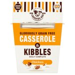 Laughing Dog Gloriously Grain Free Casserole & Kibbles Chicken