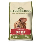 Harringtons Complete Rich In Beef With Rice Adult Dog