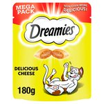 Dreamies With Delicious Cheese