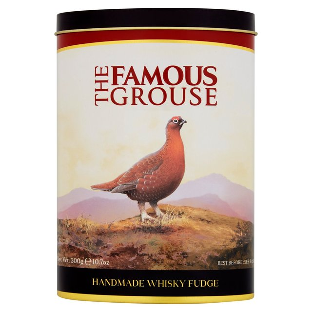 The Famous Grouse Hand Made Whisky Fudge