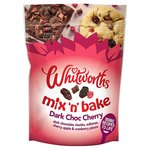 Whitworths Mix 'N' Bake Dark Choc Cherry