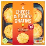 Morrisons Cheese & Potato Gratin