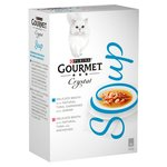 Gourmet Tuna & Shrimp Soup