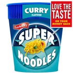 Batchelors Super Noodles Curry Pot